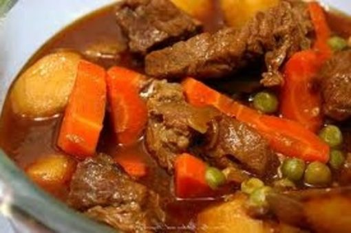 how to cook kalderetang kambing